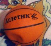 Баскетбольный мяч Атлетик