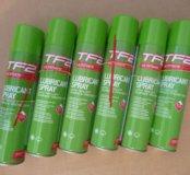 Смазка спрей TF с тефлоном 450мл