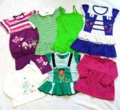 Одежда для девочки от 2 до 3,5 лет.