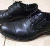 Мужские туфли 40 р-р
