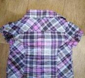 Рубашечка глория джинс