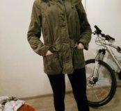 Уютная куртка -парка