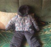 Продаю детский зимний комбинезон