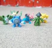 Покемоны .