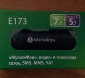 3G модем мегафон E173