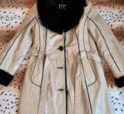 Mefi меховое пальто