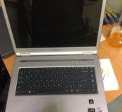Ноутбук Sony vaio Vgn-nr31zr