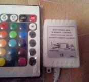 RGB контроллер BOX для светодиодной ленты .