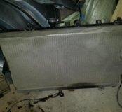 Радиатор основной Kia Rio 1 2004 1.5