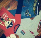 Пакет вещей для мальчика
