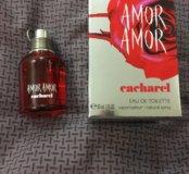 Духи Amor Amor Cacharel