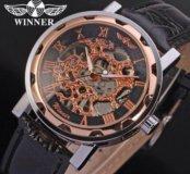 Часы Winner Skeleton новые