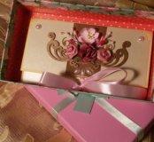Подарочный конверт для денег