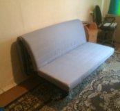 Раскладной диванчик из IKEA