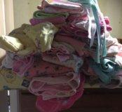 Пакет детских Вещей от 0 до 3 м.