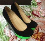Туфли на платформе (новые)