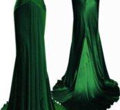 Новое элитное вечернее платье