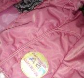 Курточка демисезонная для принцессы