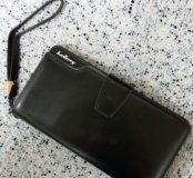 Мужское портмоне- Барсетка - кошелёк Baellerry