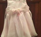 Детское платье, праздничное