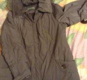 Пальто зимнее 56-60