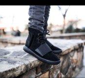 Adidas Yeezy boost 750 новые кроссовки мужские ади