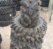 Резина, шины для квадроциклов