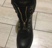 Ботинки!34- 35 размер