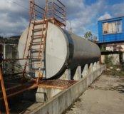 резервуар стальной 60м3
