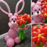 Фигуры и игрушки из воздушных шаров