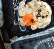 Зимняя куртка р.80