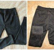 Лосины под джинсы утепленные