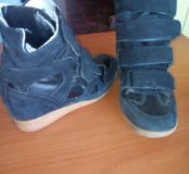 Демисизонные ботиночки.