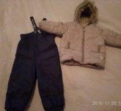 Зимний комплект Kerry, 92+6