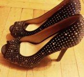 Туфли новые стразы сваровский