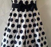 Продам платье на девочку 6-8 лет