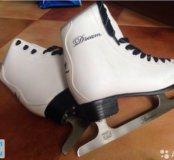 Новые фигурные коньки Nordway Dream, 38 размер