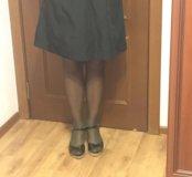 Плащевая юбка