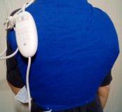 Электрический прогреватель спины и шеи.