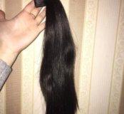 Волосы для загущения хвоста