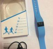 Фитнес браслет - часы smart TW64