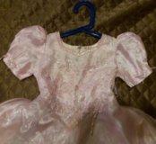 Платье для праздника р.80-92