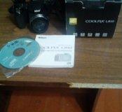 Фотоаппарат Сoolpix L810