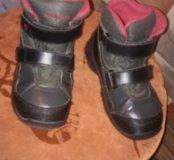 Ботинки зимние коламбия