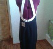 Платье новое , с красивой спинкой