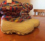 Зимние ботинки Favaretti