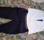 Блузка и брюки классика