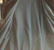 Норковая натуральная шуба