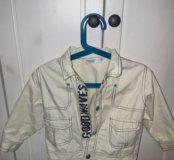 Детская куртка пиджак