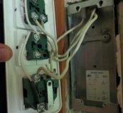 Электрик, ремонт розеток и выключателей.